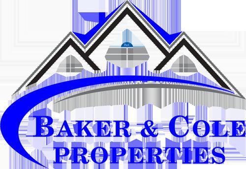 Baker & Cole Properties Logo